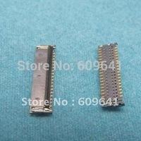 genuine original digitizer fpc connector  contactor flex cable for iPad 2 2nd gen