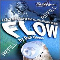 60pcs Paul Harris Presents: Flow Refill - Trick /magic trick /60pcs wholesale