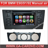 Special Car DVD GPS FOR BMW E90/91/92 Manual air(GA-A112)
