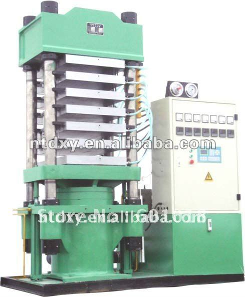 rubber vulacanized machine(China (Mainland))