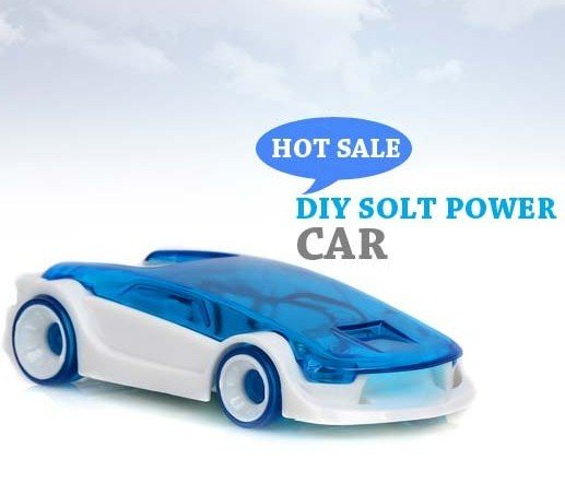 Smallest Toy Cars Toy Car Salt Water Power