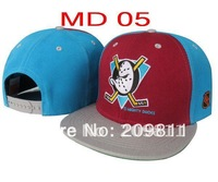 Mighty ducks snapback hats Supreme  hat Deep snap back cap Ymcmb Snapbacks caps Diamond NEFF Mix Order 20hats/lot Best Price