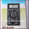 LCD Digital Voltmeter Ammeter Ohm Multimeter DT830 Free Shipping 8036(China (Mainland))