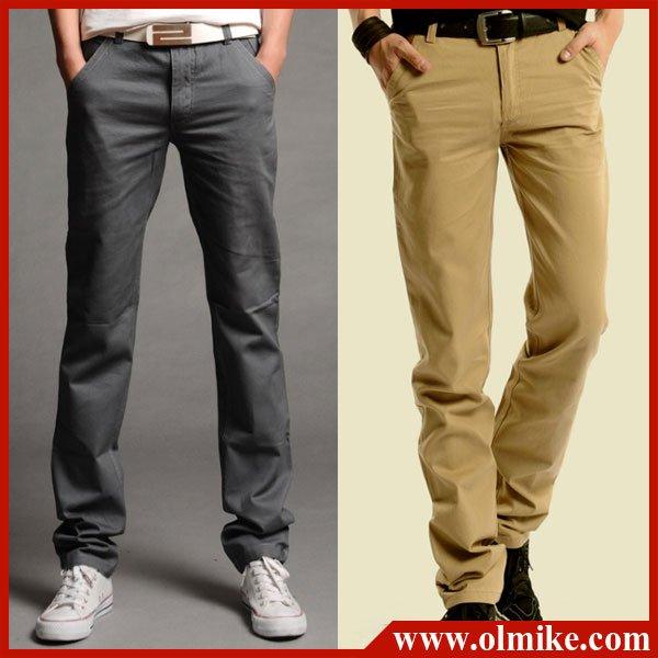 free-shipping-hot-sale-men-s-leisure-fashion-cotton-suit-pants -Slim-Straight-suit-trousers-long.jpg