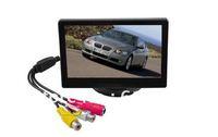 "Digital Car Rearview Color Camera Monitor 4.3"" TFT LCD"