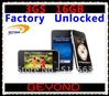 100% Factory Unlocked original 3GS 16GB mobile phone WIFI GPS 3.2MP Black&White in sealed box free shipping