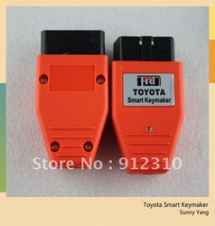 Transponder key Toyota Smart key Super Quality OBD2 Toyota Smart key---Free Shipping(China (Mainland))