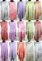 Free shipping! lots of 20 India Pashmina Scarves Shawl Wrap Stole scarf