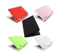 Free shipping 7 inch android 2.2 VIA8650 mini wifi laptop notebook netbook Multi colors 4G