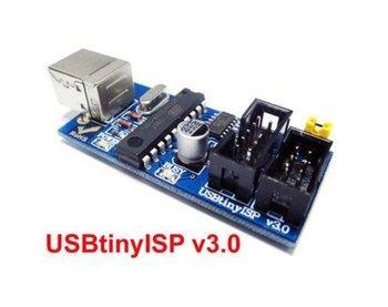 USBtinyISP AVR ISP programmer for Arduin bootloader