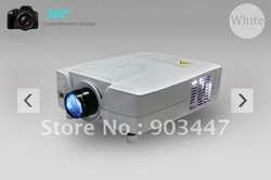 Free shipping+ GIFT! SOHA hdmi usb projector /projektor/beamer Support Full HD with YPbPr,A/V,S-video,VGA (PC) 2 years warranty(China (Mainland))