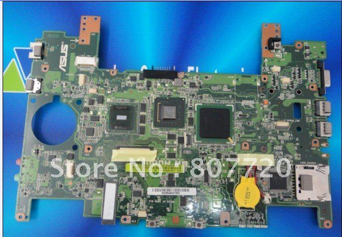 100% bland new and original EEE PC 1000H 60-OA0HMB4000-B02,08G2001HB12F with Intel Atom CPU N270 netbook motherboard for asus.(China (Mainland))