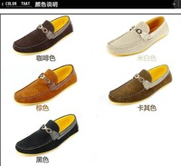 Водонепроницаемые мокасины для женщин 2012 new hot sell fashion popular genuine leather boat shoes, casual drive shoes, special offer, SMB226