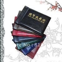 small coin album/coin collection book /cion stock book/coin holder retail/wholesale Free Shipping