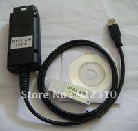 Wholesale opel km tool ,odometer reset tool, mileage correction kit---Free shipping (2pcs)