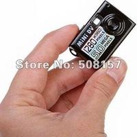 Free shipping Mini Camera HD Smallest Digital  Video Camera 5.0 mega pixel Mini DV DVR 1280P Good Quality Tin Box packing