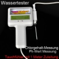 NEW NEW!!!Swimming Pool Spa Water PH/CL2 Chlorine Tester Meter PH wholesale