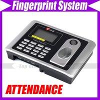 NEW FINGERPRINT TIME CLOCK ATTENDANCE SYSTEM #2358