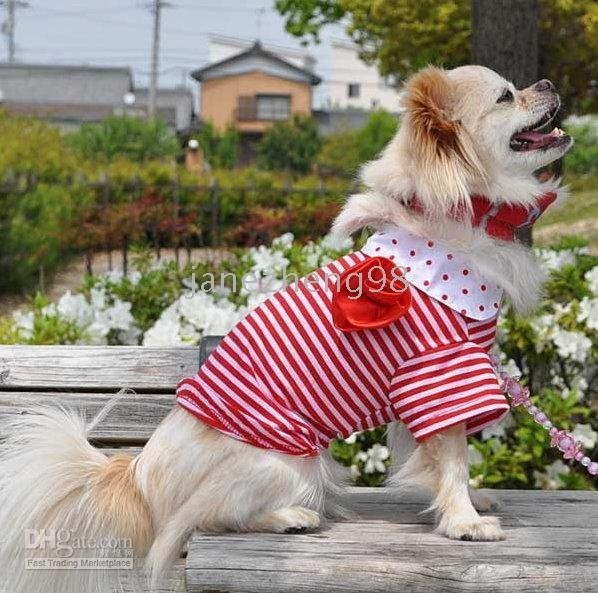 free shipping naughty princess shirt dog costume . hot sale pet clothes with red colors . retail dog clothing sample, 1pc/lot(China (Mainland))