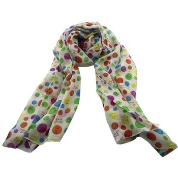 Free Shipping Wholesale 6 PCS/lot New Design Smile Face Scarf Necklace Fashion Women Scarves Elegant Wraps