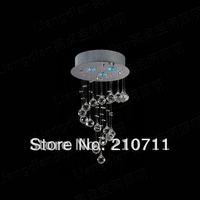 Free shipping,modern crystal chandelier light,hallway light,crystal led aisle lamp,D300*H500mm