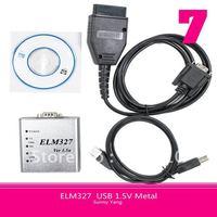 Super V1.5 ELM 327 USB: Metal ELM327 high recommended elm327 usb scanner