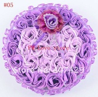Free shipping!High quality!Best selling,Best gift 30pcs/pack Flower Soaps,Craft rose soap flower,best gift for wedding