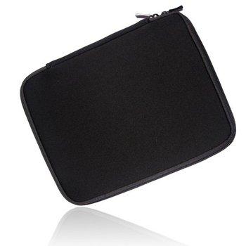 "10"" 10.1"" Plain Black Laptop Sleeve Bag Case Netbook Cover For HP Mini 110 210,Apple Ipad 1,2,3"