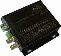 SDI Fiber converter with reverse data(Transmitter) Best shipping  High Definision Video