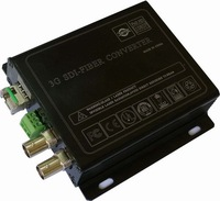 SDI Fiber converter with reverse data(Transmitter) Best shipping  High Definision Video