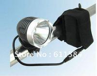 1800 Lumen CREE XM-L T6 LED Bicycle bike HeadLight Lamp Flashlight Light Headlamp 6400mAh 8.4v battery Charger free shipping