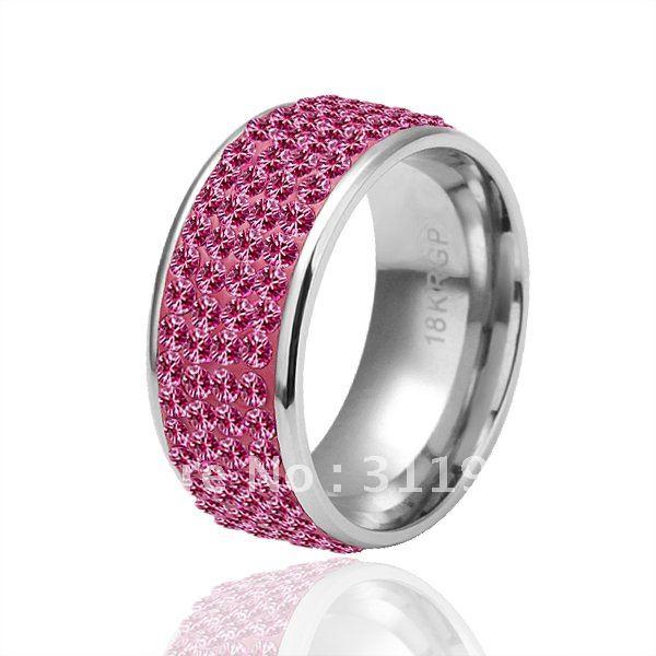 gemstone rings promotion fashion jewelry