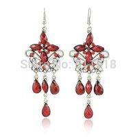 Vintage Beautiful earrings vintage butterfly 2012 new design earrings