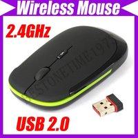 2.4GHz USB Wireless Optical Mouse Mice nano receiver #1474