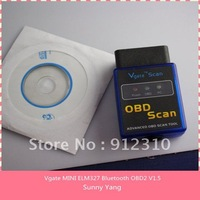 lowest price for Vgate MINI ELM327 Bluetooth by china post freeshipping from sunny yang