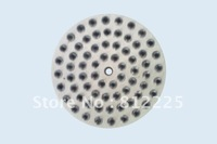 69 glass beads round reflector  vertical marking