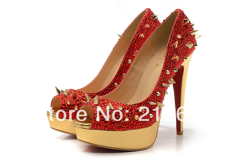Red Bottom Shoes Women