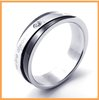 100%Satisfaction Guarantee&amp;Brand New&amp;Fashion jewelry+361L Titanium Steel Fashion fashion RING+Wholesale and retail+FREE SHIPPING