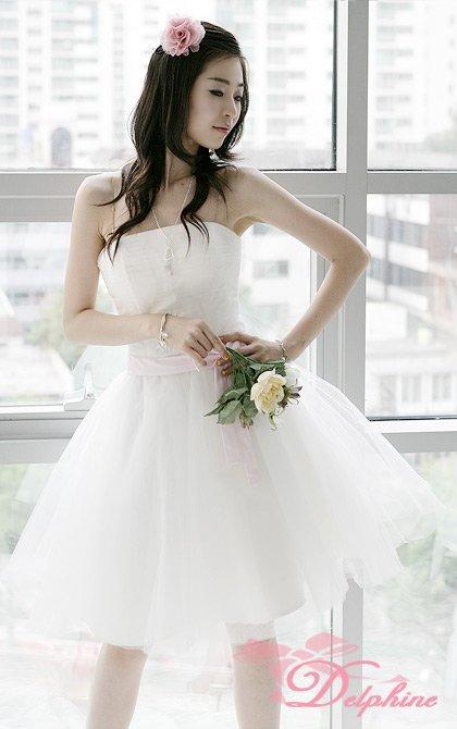 Cute Wedding Dress - Wedding Photography