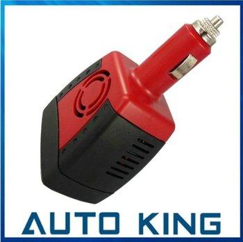 Guaranteed 100% NEW Automotive Inverter USB 75W DC 12V to AC 110V Power free shipping (5pcs/lot)