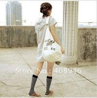 120109 environmental protection linen package shoulder bag backpack oblique unisex
