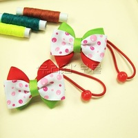 NEW 10PCS./lot wholesale double layers bowknot cute girls hair band