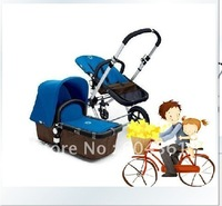 2012 Baby Pram 2 in 1, Free Shipping&Drop Shipping Available Baby Jogger Strollers Kids Prams Buggy