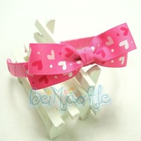 NEW 5PCS./lot wholesale double layers sweet lovely cute baby girls hair band