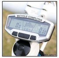 Freeshipping LCD Bicycle Bike Computer Odometer SD-558A Speedometer