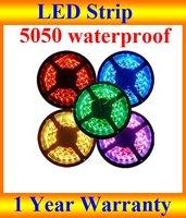 flessibile LED STRISCIA 150 LED 5 METRI 5M 12V LUCE RGB/rosso/verde/blu/giallo/bianco CALDO CALDA 5050 CASA LED STRIP