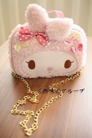My Melody Plush Should Bag & Handbag Pouch--Christmas Gift Novelty Toy