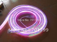 4wire-RGB Color LED Neon Flex;AC220V/110V input,240leds/m