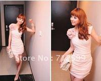 Free Shipping Fashion Evening Dress Sexy Party Dress 6014