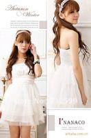 Free Shipping Fashion Evening Dress Sexy Party Dress 6012